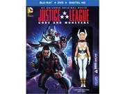 Warner Home Video WAR BR563530 Justice League Gods & Monsters DVD - Blu-Ray 9SIV06W6X16462