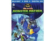 Warner Home Video WAR BR518597 Batman Unlimited Monster Mayhem DVD - Blu-Ray 9SIV06W6X27193