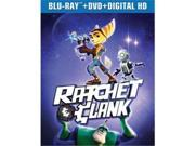 Universal Studios MCA BR62176307 Ratchet & Clank - Blu Ray & DVD with Digital HD 9SIV06W6X11971