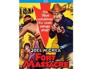 Kino International KIC BRK1849 Fort Massacre Blu-Ray, 1958 9SIV06W6X17423