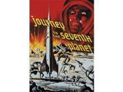 Kino International KIC DK20205D Journey To The Seventh Planet DVD, 1961, Wide Screen 1.66 9SIV06W6X12572