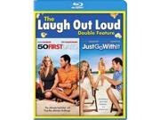 Sony Pictures Home Entertainment COL BR48367 50 First Dates & Just Go with It Blu Ray - 2Discs 9SIV06W6X17338