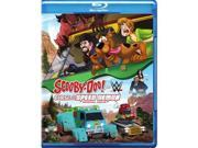Warner Home Video WAR BR581309 Scooby-Doo & WWE The Curse of Speed Demon DVD - Blu-Ray 9SIV06W6X27139