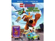 Hanna Barbera HBR BRH582659 Lego Scooby Haunted Hollywood DVD - Blu-Ray 9SIV06W6X24308