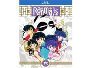 Warner Home Video VIZ BR600323 Ranma 0.5 Blu-Ray 3 Disc Standard Edition, Set of 6 9SIV06W6X23619