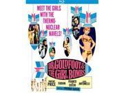Kino International KIC BRK1838 Dr. Goldfoot & The Girl Bombs Blu-Ray, 1966, Wide Screen 1.85 9SIV06W6X17513