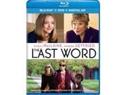 Universal Studios MCA BR57185276 Last Word - Blu Ray & DVD with Digital HD 9SIV06W6X27995