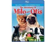 Sony COL BR38535 Adventures of Milo & Otis DVD & Blu-Ray Combo Pack - 2Discs & Dolby Digital 5.1 - DSS 9SIV06W6X17509