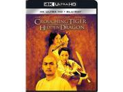 Sony Pictures Home Entertainment COL BR47538 Crouching Tiger Hidden Dragon Color Blu Ray with 4K-Ultra HD & Ultraviolet 9SIV06W6X17412