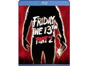 Paramount PAR BR59191243 Friday the 13th Part 2 Blu-Ray & Widescreen 9SIV06W6X28411
