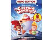TCFHE FOX BR105501 Captain Underpants-1St Epic Movie Blu-Ray - DVD & Digital HD & Cape 9SIV06W6X23660