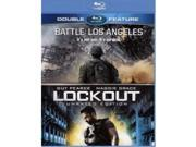Sony Pictures Home Entertainment COL BR42668 Battle-Los Angeles & Lockout Blu Ray 9SIV06W6X12325