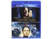 Sony Pictures Home Entertainment COL BR43549 Angels & Demons Da Vinci Code DVD - 2Discs 9SIV06W6X12345