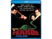 Alliance Entertainment CIN BRSF17623 Island of Terror DVD - Blu Ray 9SIV06W6X24322