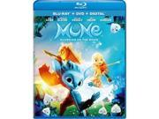 Universal Studios MCA BR61185195 Mune-Guardian of The Moon - Blu Ray & DVD Combo 2 Discs 9SIV06W6X27165
