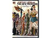 Warner Home Video WAR D646234D Justice League The New Frontier DVD 9SIV06W6X11465