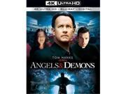 Sony Pictures Home Entertainment COL BR47537 Angels & Demons Color Blu Ray with 4K-Ultra HD & Ultraviolet 9SIV06W6X17291