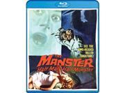 Alliance Entertainment CIN BRSF17887 The Manster DVD - Blu Ray, Black & White 9SIV06W6X11877
