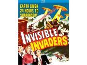 Kino International KIC BRK20330 Invisible Invaders Blu-Ray, 1959, Black & White, Wide Screen 1.66 9SIV06W6X17372