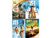 TCFHE FOX D2321674D Walking with Dinosaurs, Ice Age, Ice Age - Meltdown, Delgo DVD, Quad 9SIV06W6X28448
