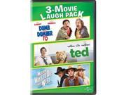 Universal Studios MCA D61187628D Dumb & Dumber To A Million Ways To Die in The West DVD 9SIV06W6X17618