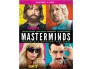 TCFHE FOX BR2303412 Masterminds Blu-Ray, DVD, Wide Screen, English SDH-Sp Subtitle 9SIV06W6X28607