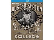 Kino International KIC BRK21210 Steamboat Bill Jr & College Blu-Ray - 1927-1928 & 2 Disc 9SIV06W6X28270