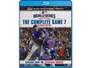 Alliance Entertainment CIN BRSF17495 Mlb-2016 World Series-Complete Game 7 - Blu Ray & Ultimate Edition 9SIV06W6X28057