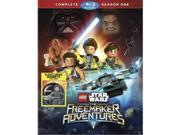 Buena Vista Home Video DIS BR139810 Lego Star Wars The Freemaker Adventures DVD - Blu-Ray 9SIV06W6X16292