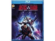 Warner Home Video WAR BR479093 Justice League Gods & Monsters DVD - Blu-Ray 9SIV06W6X11716