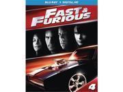 Universal Studios MCA BR61184698 Fast & Furious DVD - Blu Ray 9SIV06W6X11163