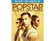 Universal Studios MCA BR61172970 Popstar-Never Stop Never Stopping Blu Ray & DVD with Digital HD 9SIV06W6X16402