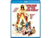 Alliance Entertainment CIN BRSF17496 Invasion of The Bee Girls DVD - Blu Ray 9SIV06W6X27182