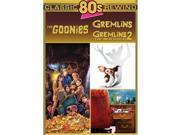 Warner Home Video WAR D638800D Goonies & Gremlins & Gremlins 2 New Batch DVD 9SIV06W6X24053