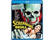 Alliance Entertainment CIN BRSF17475 The Screaming Skull DVD - Blu Ray, Black & White 9SIV06W6X26844