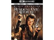 Sony Pictures Home Entertainment COL BR48216 Resident Evil-Afterlife Color Blu Ray, 4K-Ultra HD & Ultraviolet 9SIV06W6X12460