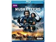 Warner Home Video WAR BRE592035 The Musketeers The Complete Third Season DVD - Blu-Ray 9SIV06W6X11947
