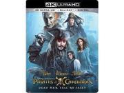 Buena Vista Home Video DIS BR146387 Pirates of The Caribbean Dead Men Tell No Tales DVD - Blu-Ray 9SIV06W6X27796