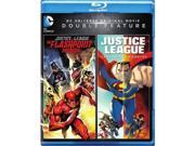 Warner Home Video WAR BR596816 Justice League The Flashpoint Paradox & Justice League Crisis on Two Earths DVD - Blu-Ray 9SIV06W6X11578