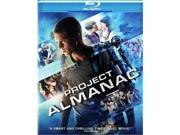 Warner Home Video WAR BRP583056 Project Almanac DVD - Blu-Ray 9SIV06W6X24056