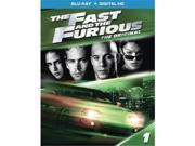Universal Studios MCA BR61184686 Fast & The Furious - Blu Ray with Digital HD 9SIV06W6X11672