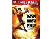 Warner Home Video WAR D649613D DCU Justice League War Doom & Crisis on Two Earths DVD 9SIV06W6X28247