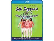 Alliance Entertainment CIN BRSF17555 Sgt. Peppers Lonely Hearts Club Band DVD - Blu Ray 9SIV06W6X26675