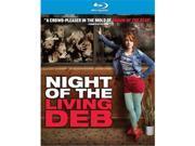 MPI Home Video MPI BR1973 Night of The Living Deb DVD - Blu-Ray 9SIV06W6X16598