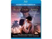 TCFHE FOX BR2331613 Rules Dont Apply Blu-Ray, DVD, Digital HD 9SIV06W6X24268
