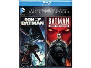 Warner Home Video WAR BR596815 Son of Batman & Batman Under The Red Hood DVD - Blu-Ray 9SIV06W6X11291