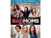 Universal Studios MCA BR64180865 Bad Moms - Blu Ray & DVD with Digital HD&UV 9SIV06W6X10884