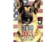 Platinum Disc PLT D40274D 5-Movie Hero Dogs Collection DVD - NLA 9SIV06W6X12528