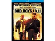 Sony Pictures Home Entertainment COL BR46924 Bad Boys & Bad Boys Ii 2Pk Blu Ray Back To Back with Ultraviolet 9SIV06W6X28116