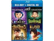 Universal Studios MCA BR62187877 Ultimate Laika Collection Blu Ray with Digital HD 4 Discs 9SIV06W6X24364